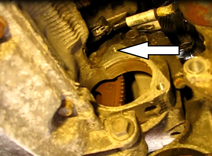 The Original Mechanic: replace the starter on a GM 2.2L ...