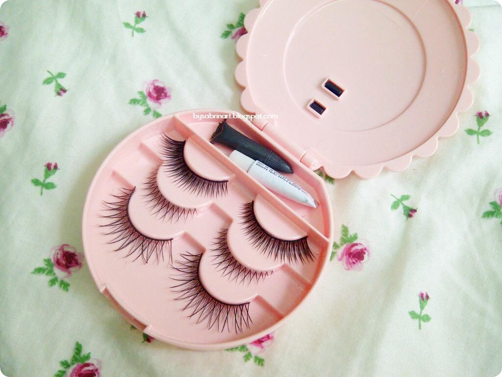 How I Store My False Lashes Sabrina Tajudin Malaysia Beauty