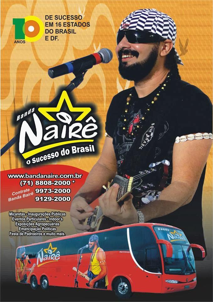 BAIXAR - BANDA NAIRÊ AO VIVO EM OROBÓ-PE - 27-04-2014