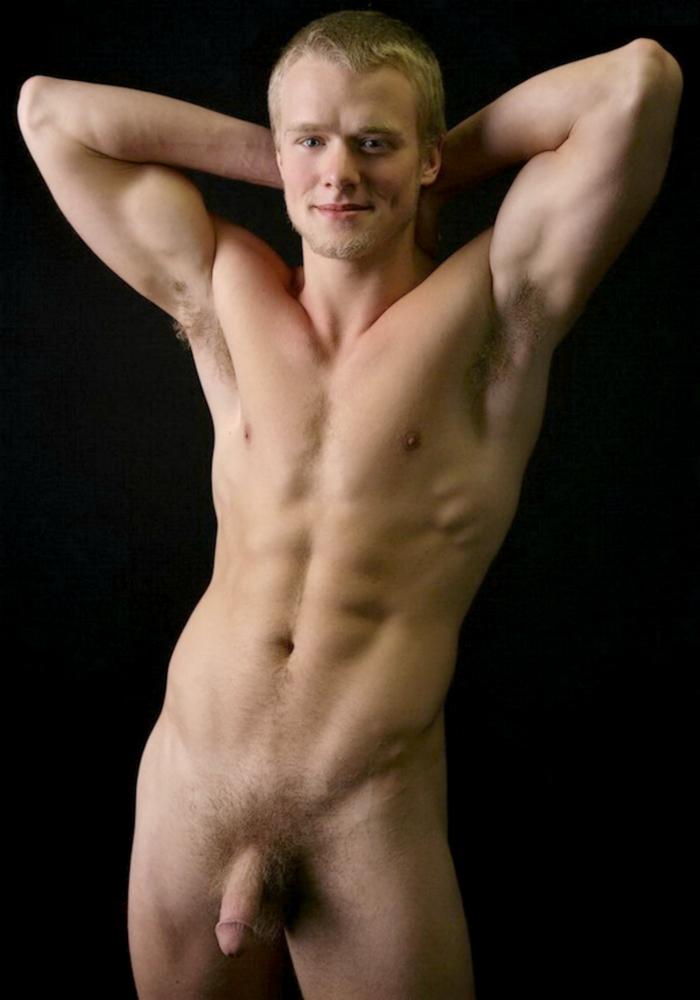 Alex libby male model nude