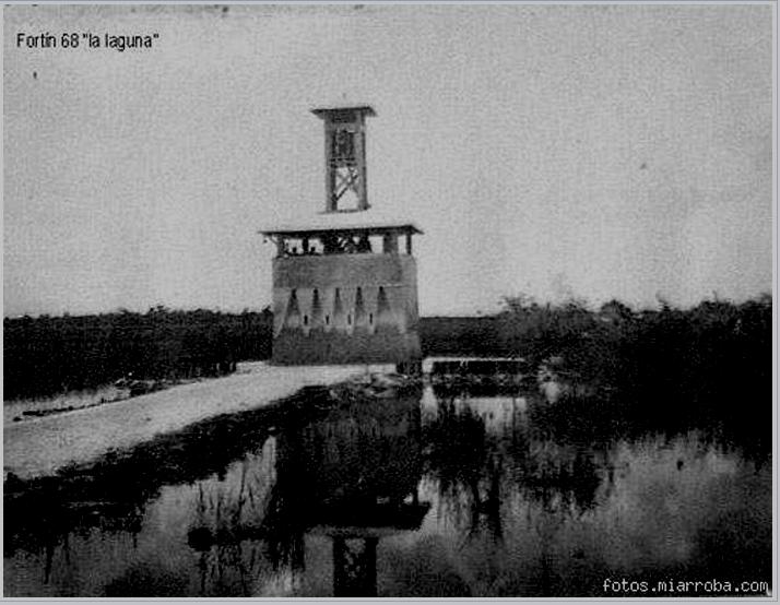 Fortín de la Laguna de Leche