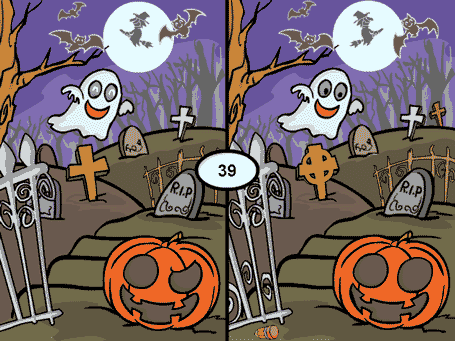 Thread: [Halloween] Spot the Difference - Ends 27th October