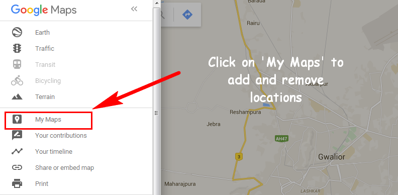 How To Delete Saved Locations on Google Maps | KeepTheTech Delete My Maps on