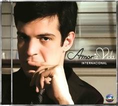 Capa - CD Amor à Vida - Internacional