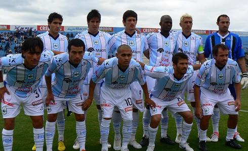 La formación de Gimnasia de Jujuy ante Patronato
