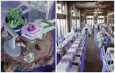 Lavender and Silver Rustic Tahoe Wedding at West Shore Cafe l Marie Adair Photography, Take the Cake Event Planning