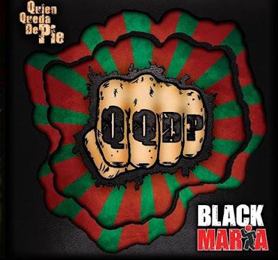 BLACK MARÍA - Quien queda de pie