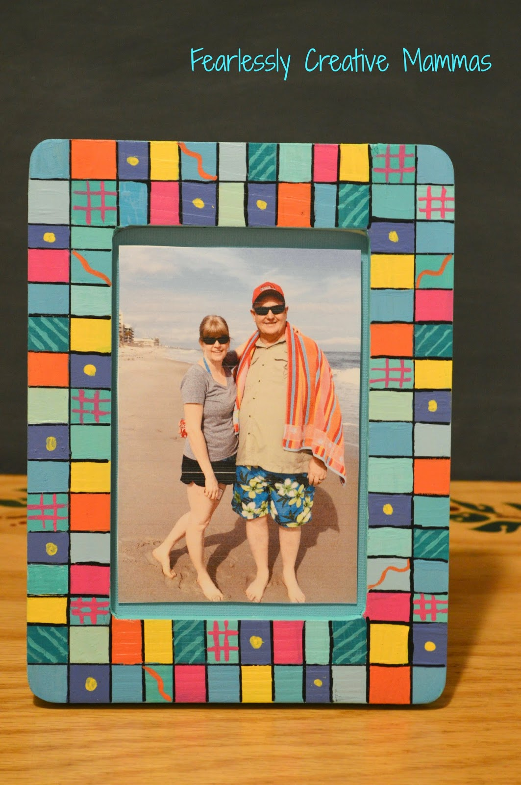 Beachy Frame