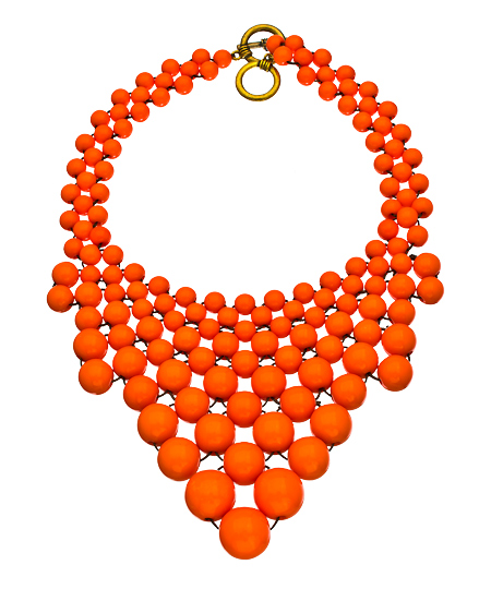 Nikky Catering Amp Event Planning Beaded Bib Necklace