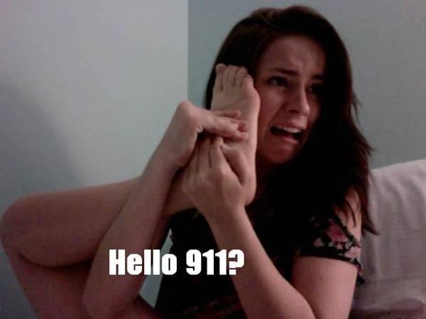 Hello 911.