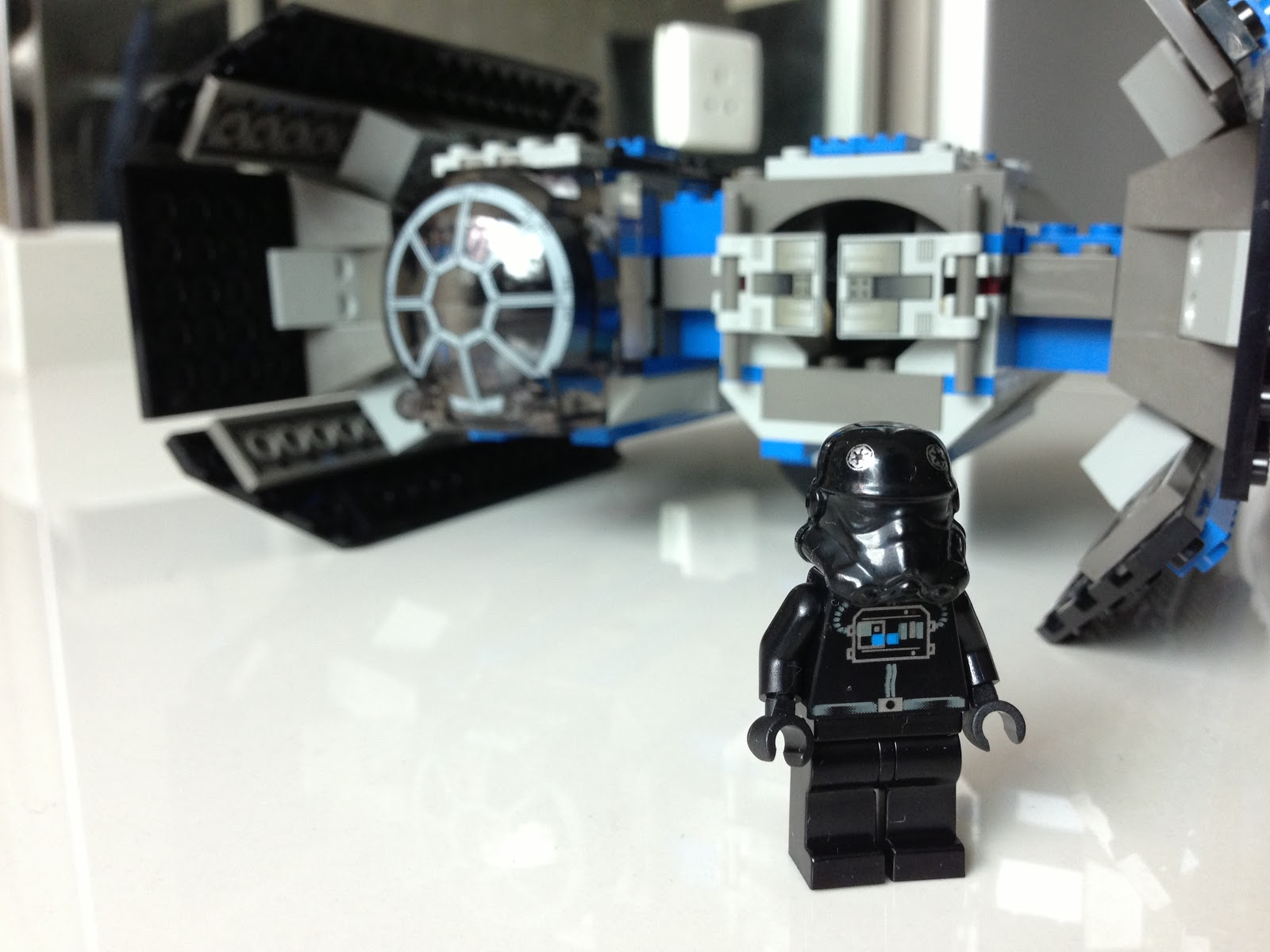The Marriage Of Lego And Star Wars Review 4479 Tie Bomber