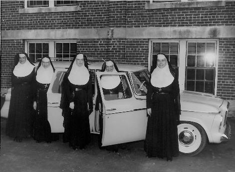 Nazareth Sisters - 1962
