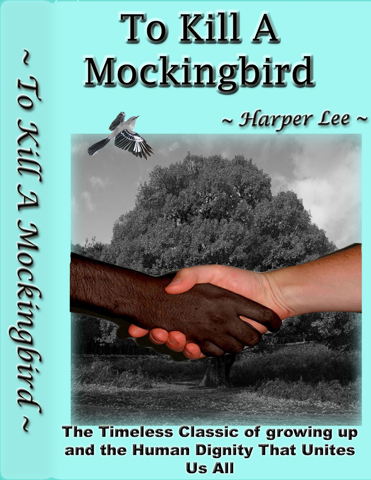 to kill a mockingbird original cover