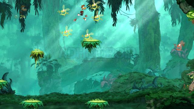 download game rayman origins single link gratis
