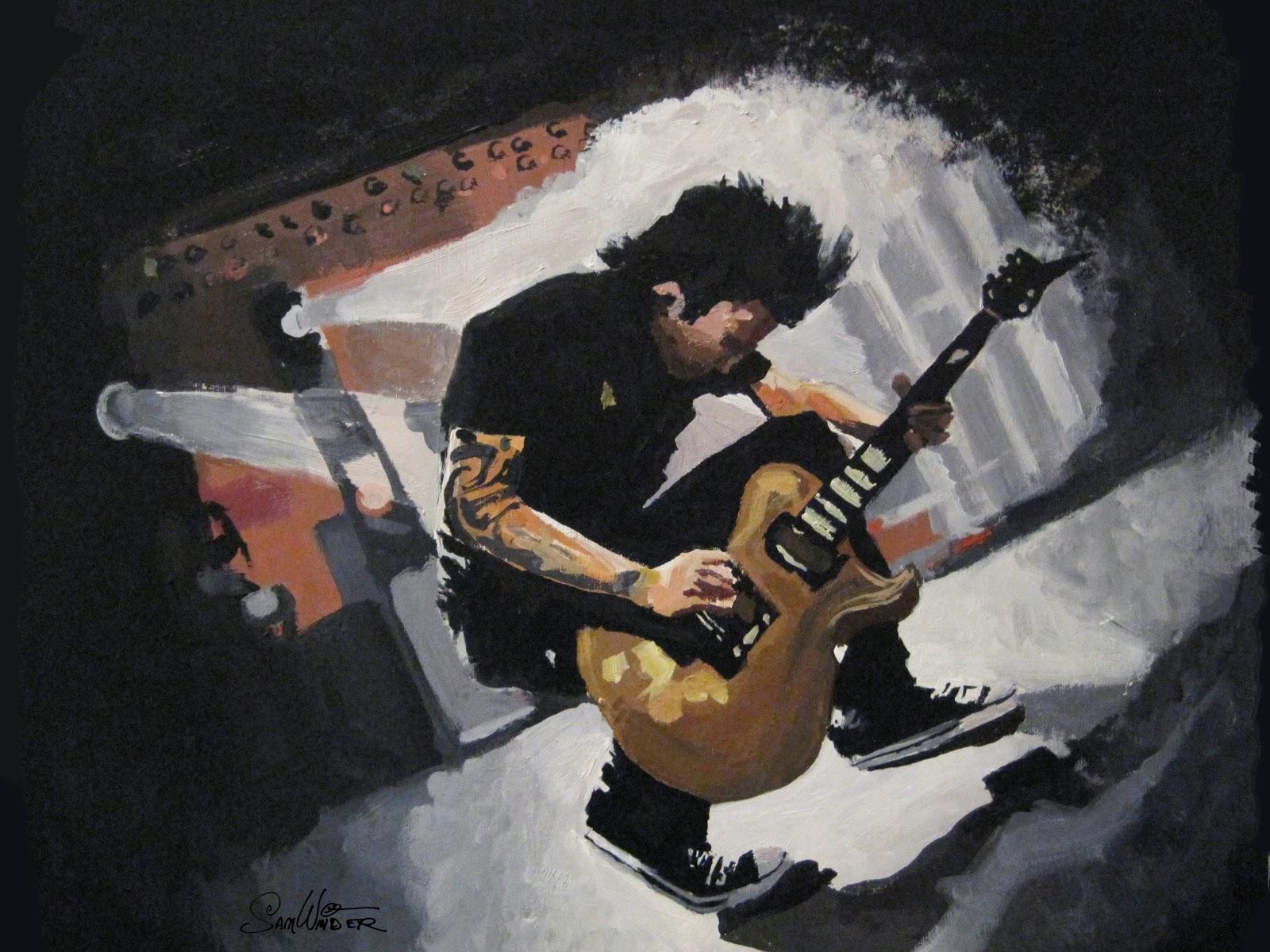 Go Back > Gallery For > Metal Guitarist