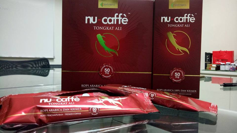 Nu-Caffe Tongkat Ali, MUST TRY NOW