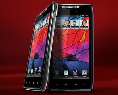 Motorola RAZR gets a new firmware update in Europe