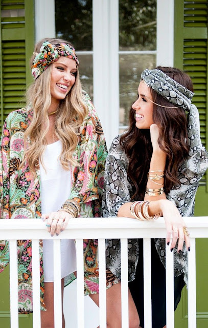 Paisley Kimono by Show Me Your Mumu at Fitzroy Boutique