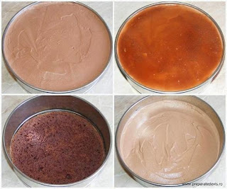 montare tort mousse, asamblare tort mousse, cum se face tort mousse de ciocolata, dulciuri, deserturi, torturi, retete culinare, mousse, retete cu mousse, preparate din mousse, tort,