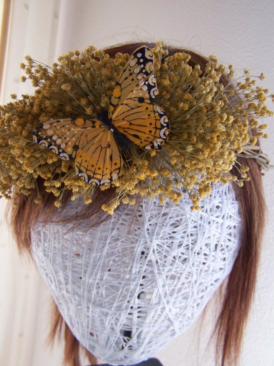 Figuras personalizadas boda y ramos de mariposas para - Modelos de coronas ...