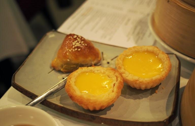 pearl liang egg tarts