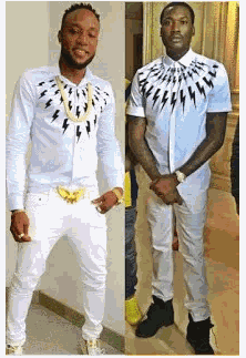 Who rocked bit better between Kcee and Meek mill