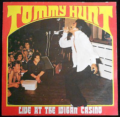 Tommy Hunt - Crackin' Up