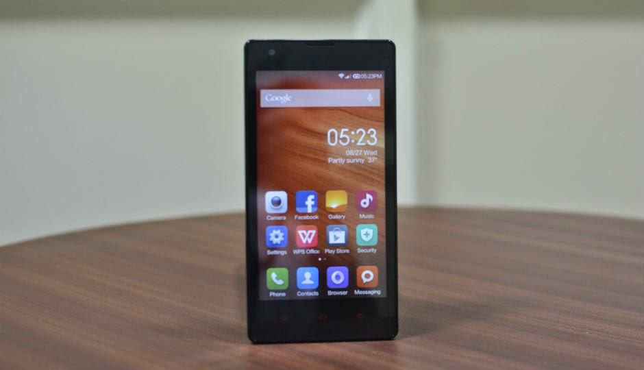 Smartphone Xiaomi Redmi S1 Hadir Di Indonesia