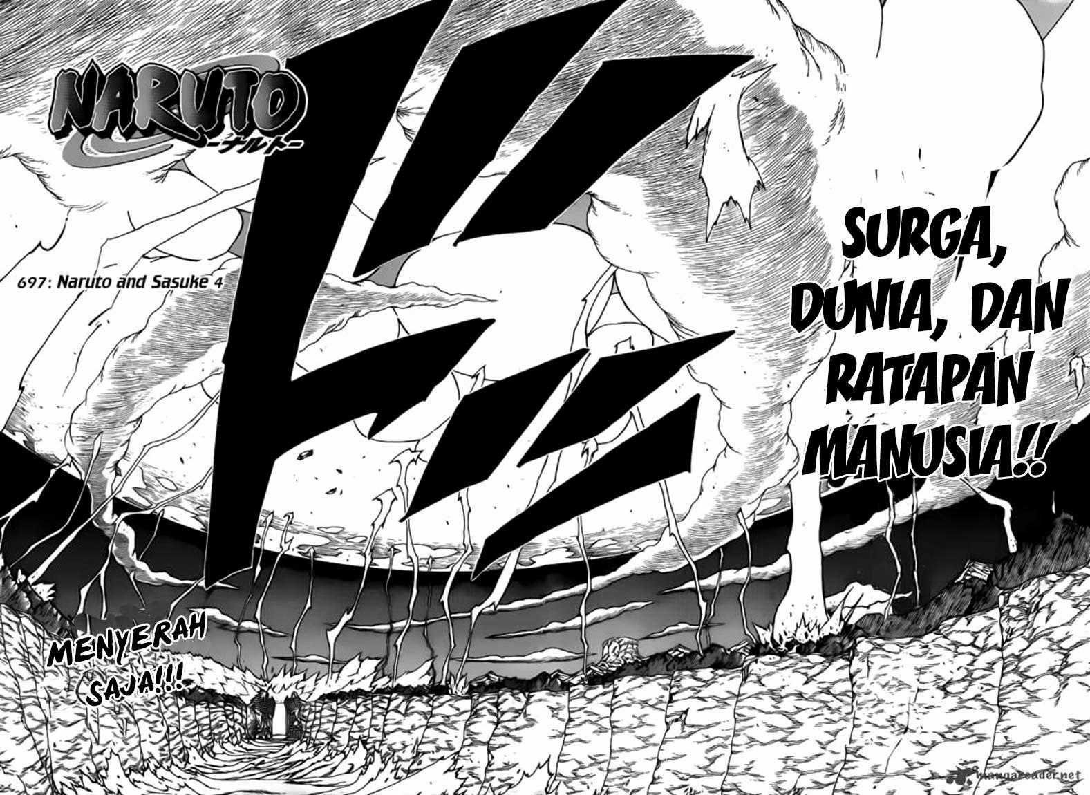 Komik manga 003 naruto