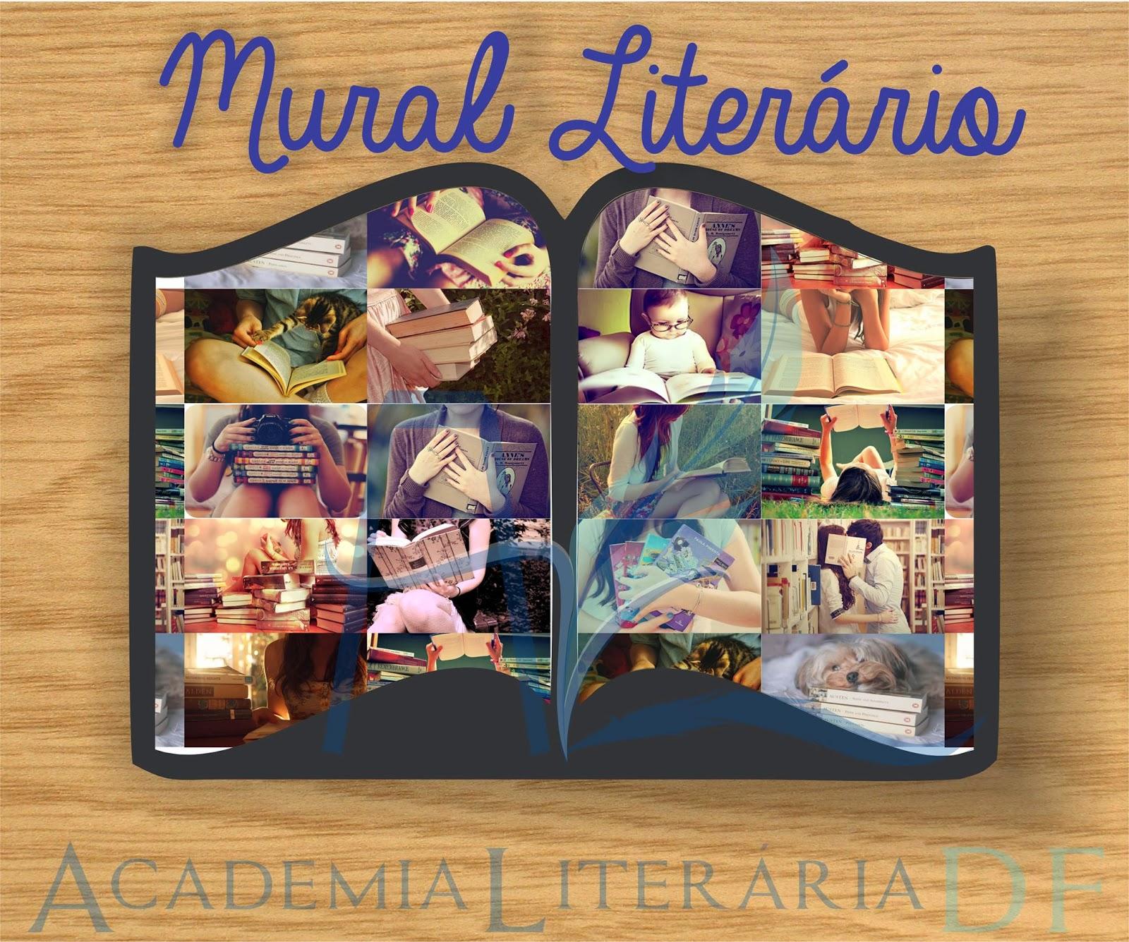Mural da Academia Literária