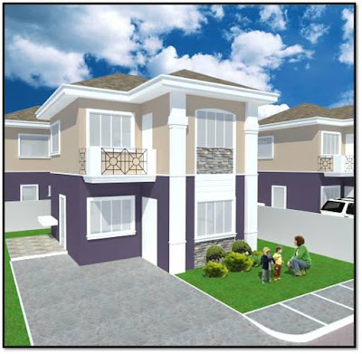 Evita Unit Two Storey Single Detached House and Lot for Sale Marigondon Mactan Cebu 3BR