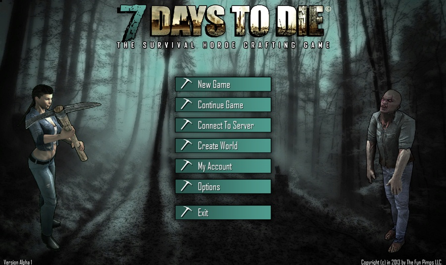 7 Days to Die Free Download Poster