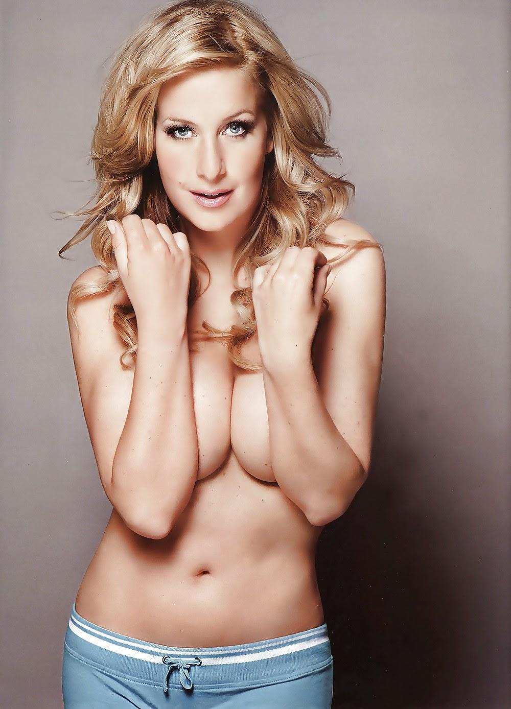 Nackt Bilder : Charlotte Engelhardt German Playboy And FHM   nackter arsch.com