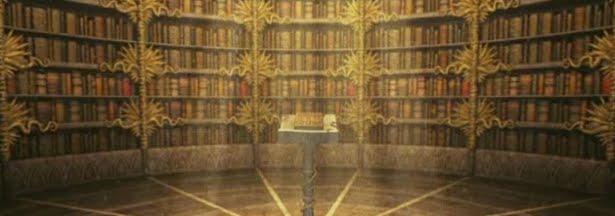 La Biblioteca Secreta de Dómino