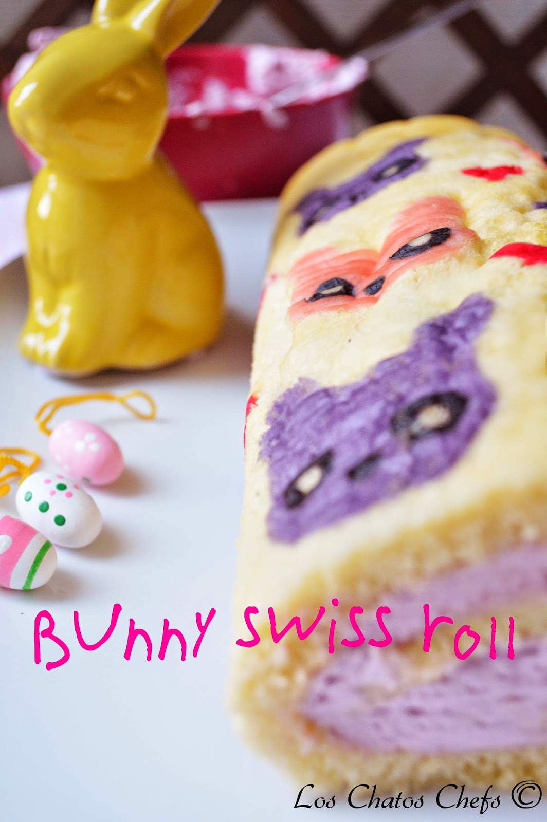 bunny swiss roll