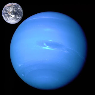 Distance Between Earth And Neptune