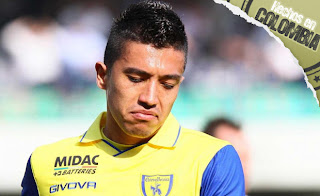 Fernando Uribe ya no reforzará la delantera del Junior