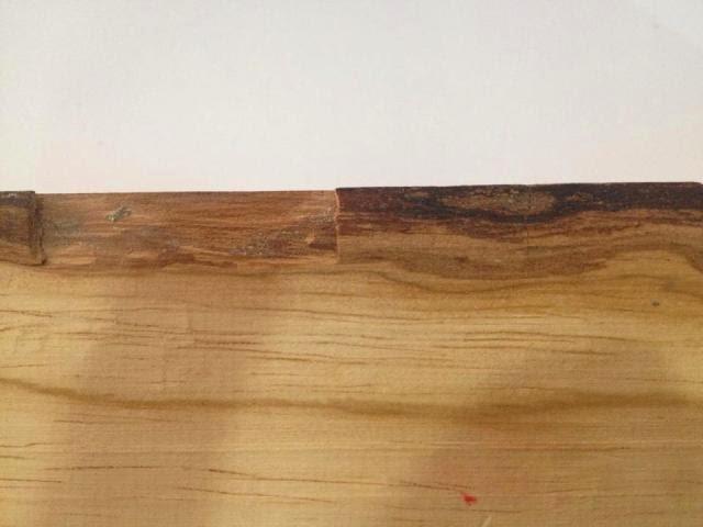 gỗ bìa