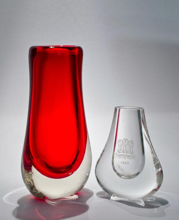 Massive Cased Vase pat. 9415