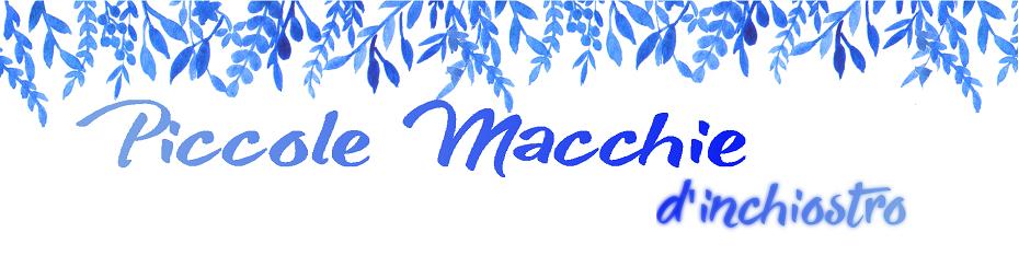 Piccole Macchie D'Inchiostro
