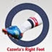 Cazorla's Right Foot