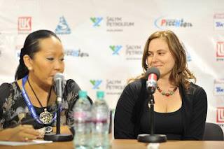 Echecs à Khanty-Mansiysk : interview de Judit Polgar © Site officiel