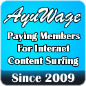 AyuWage Paying Member for Browsing Websites