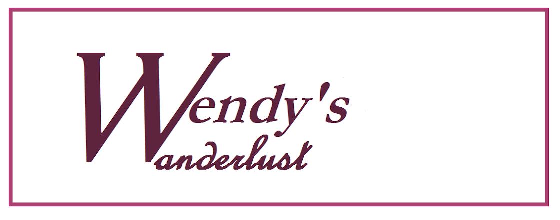 Wendy's Wanderlust
