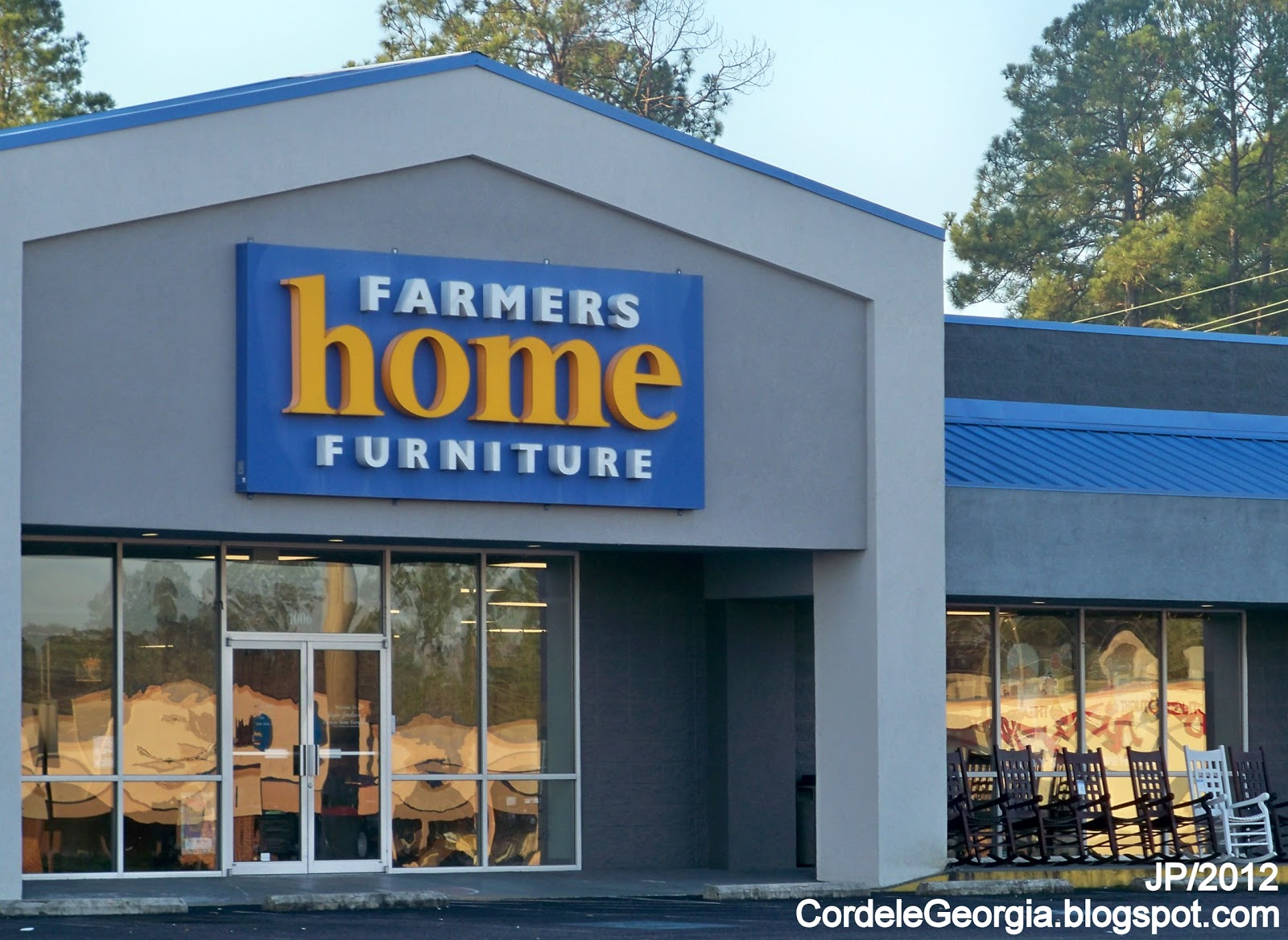 Cordele georgia crisp watermelon restaurant attorney bank for Home design furniture store
