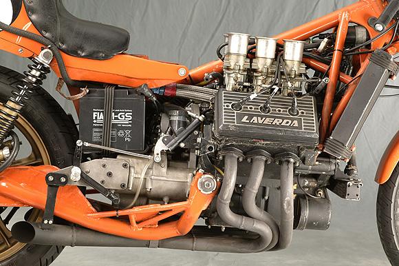 Laverda V6 Racer