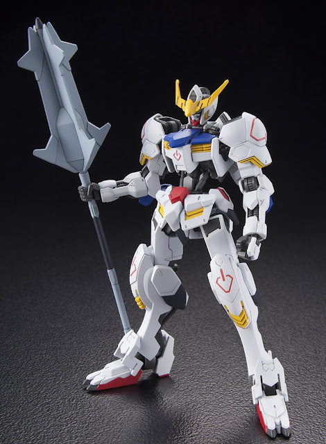 anime gundam series gundam barbatos model kit