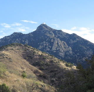 Mount Hopkins, Santa Rita Mountains