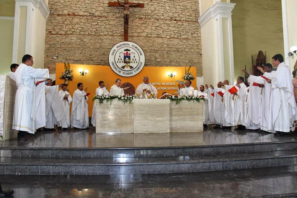 POR LA FIDELIDAD DEL CLERO DE NUESTRA DIOCESIS