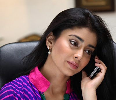 shriya close up